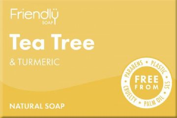 Tea Tree & Tumeric